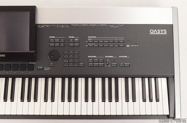 Oasys Keyboard Workstation : korg oasys 88 key keyboard workstation exs1 exs2 grand piano reverb ~ Russianpoet.info Haus und Dekorationen