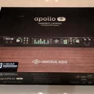 Universal Audio Apollo 8 Quad Thunderbolt