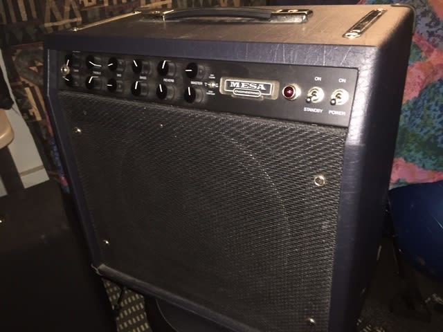 Mesa Boogie F-30 + Adds