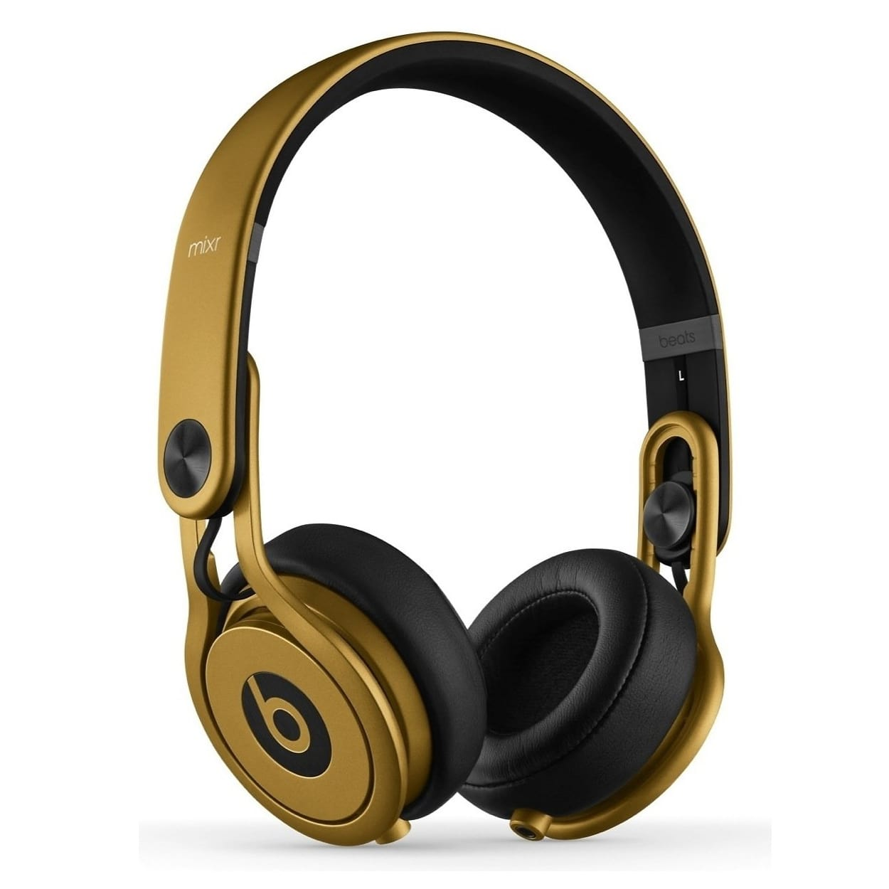 Beats Mixr On-Ear Limited Edition Headphones - Gold | Reverb