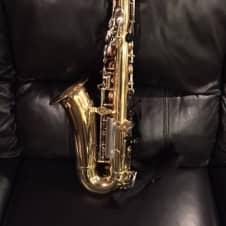 Yamaha YAS-200AD Alto Saxophone mid-2000s Brass image