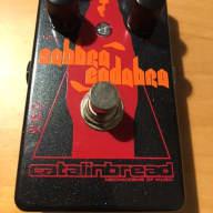 Catalinbread Sabbra Cadabra 2017 Black, red and orange
