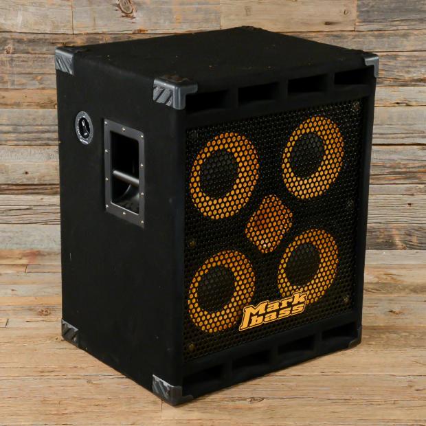 Markbass Standard 104hf Front Ported Neo 4x10 Bass Cabinet