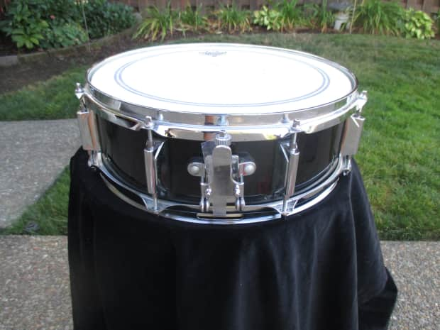 pacific pdp 14 x 5 snare drum pro head very clean reverb. Black Bedroom Furniture Sets. Home Design Ideas