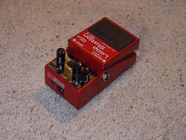 roland boss rc 2 loop station looper sampler pedal reverb. Black Bedroom Furniture Sets. Home Design Ideas