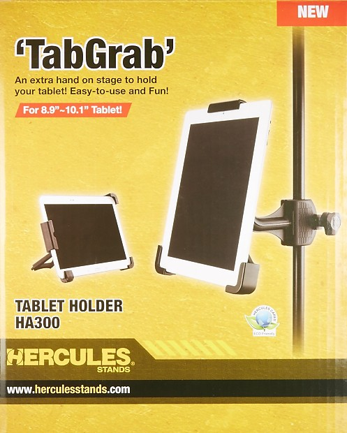 Hercules stands ha300 tablet holder reverb - Hercules tablet stand ...