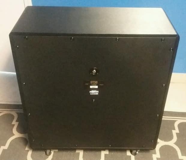 line 6 dt50 412 guitar amplifier cabinet w 4 12 speakers reverb. Black Bedroom Furniture Sets. Home Design Ideas