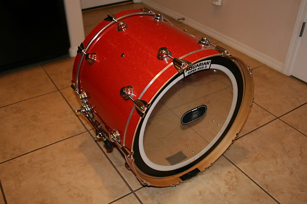 Dw collector 39 s series bass drum floor tom rack tom reverb for 18 inch floor tom for sale