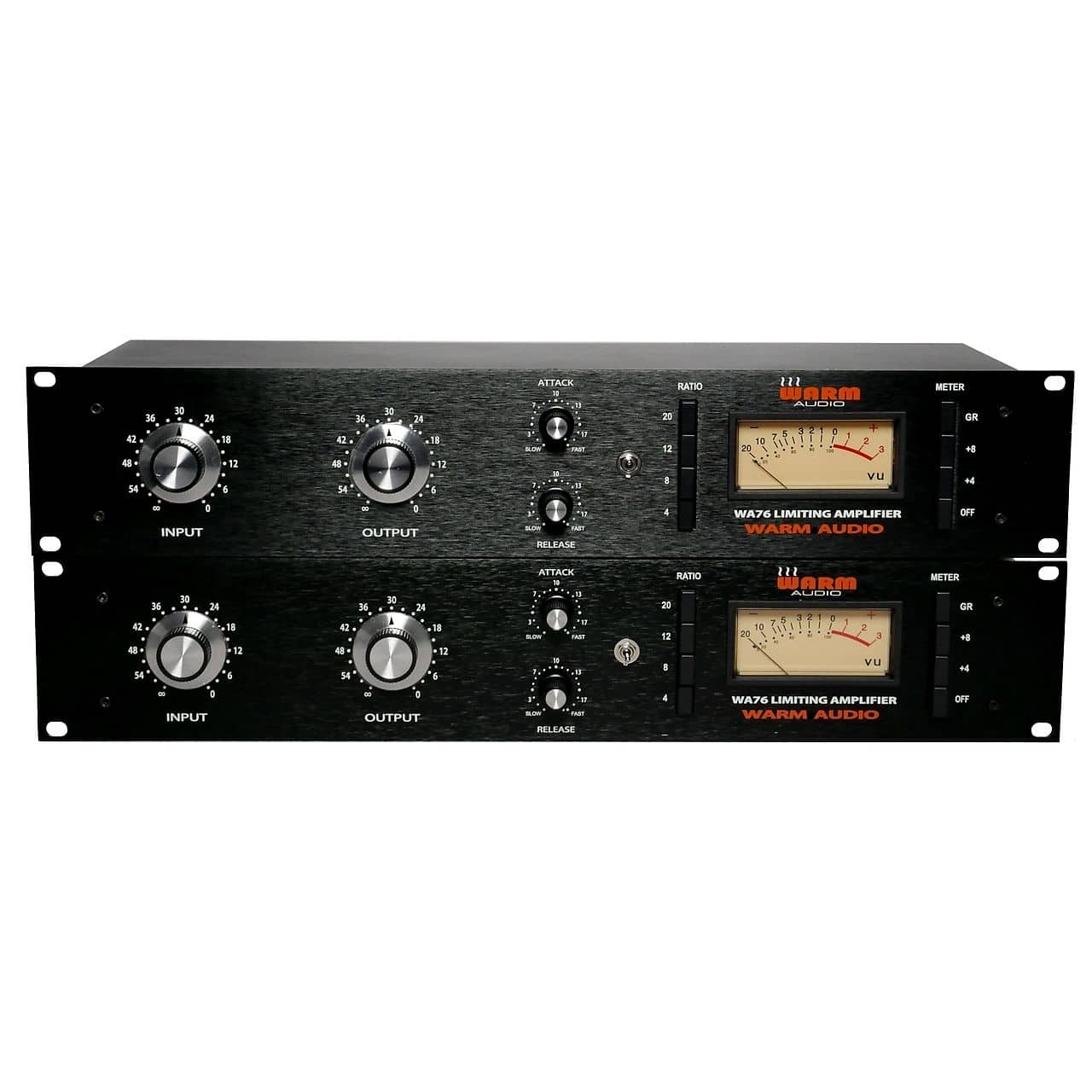 warm audio wa76 stereo linked pair reverb. Black Bedroom Furniture Sets. Home Design Ideas