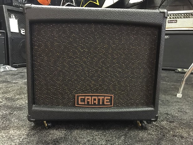 used crate dxb112 guitar amplifier combo reverb. Black Bedroom Furniture Sets. Home Design Ideas