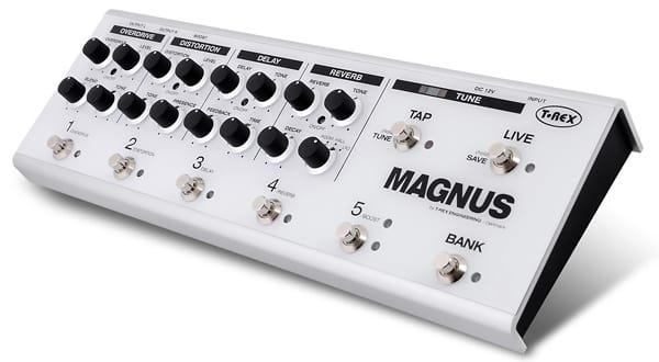 T-Rex Magnus Multi FX | Reverb