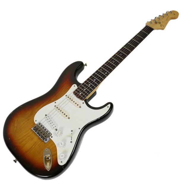 Vintage Fender Stratocaster Parts 33