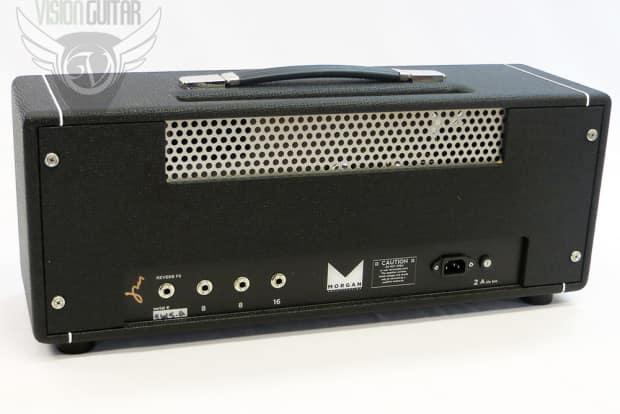 new morgan amps sw22r amplifier head 22 watt 6v6 clean reverb. Black Bedroom Furniture Sets. Home Design Ideas