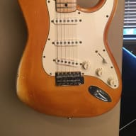 1974 Fender Stratocaster 1974 Olympic White for sale