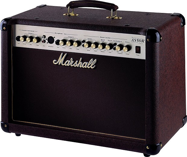 marshall as50r acoustic amp reverb. Black Bedroom Furniture Sets. Home Design Ideas