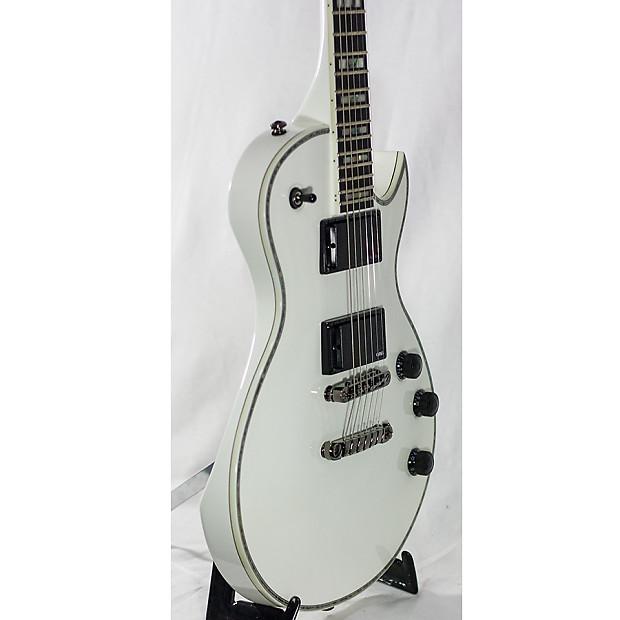 ibanez arzir20 white 6 string iron label electric guitar reverb. Black Bedroom Furniture Sets. Home Design Ideas