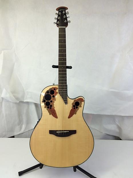 ovation celebrity elite acoustic electric guitar reverb. Black Bedroom Furniture Sets. Home Design Ideas