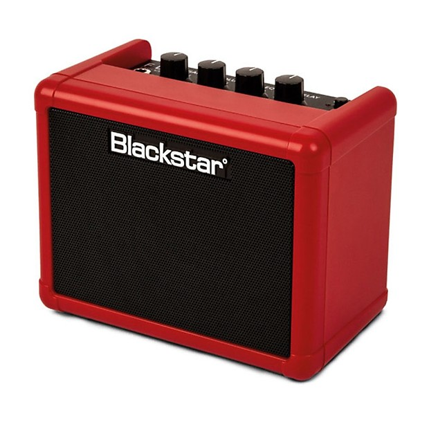 blackstar fly3 3w mini guitar amplifier in limited edition reverb. Black Bedroom Furniture Sets. Home Design Ideas