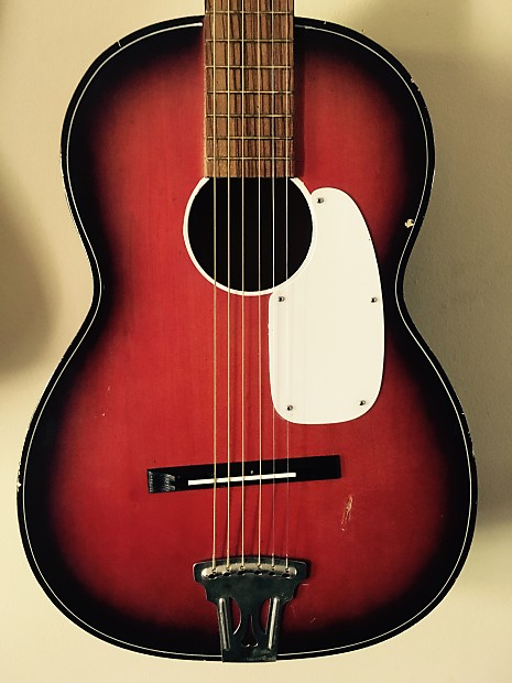 Conrad Vintage Acoustic Child S Guitar Or Parlor Guitar