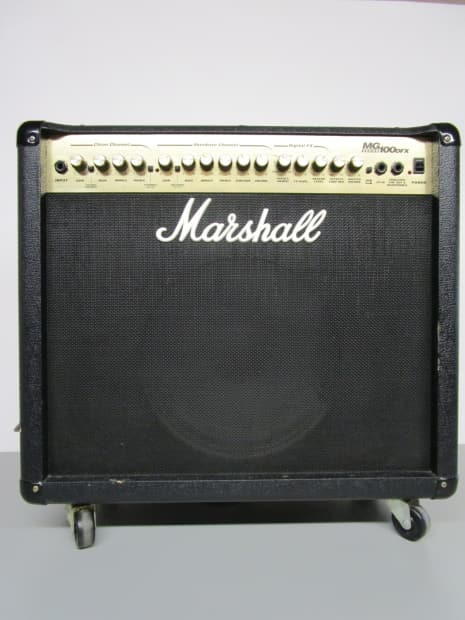 marshall mg100dfx electric guitar combo amp reverb. Black Bedroom Furniture Sets. Home Design Ideas
