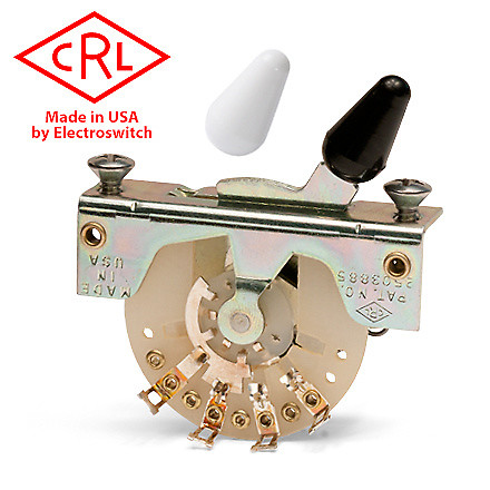 2 humbucker 5 way switch wiring diagram crl 5-way lever switch | reverb crl 5 way switch wiring diagram