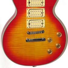 2000 Epiphone Ace Frehley Les Paul, Heritage Cherry Sunburst, KISS Excellent! image