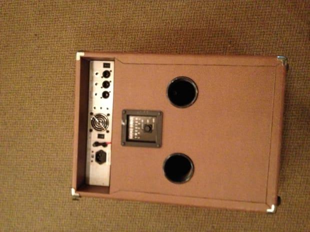 Genz Benz Shenandoah Acoustic 100 Brown Tan Reverb