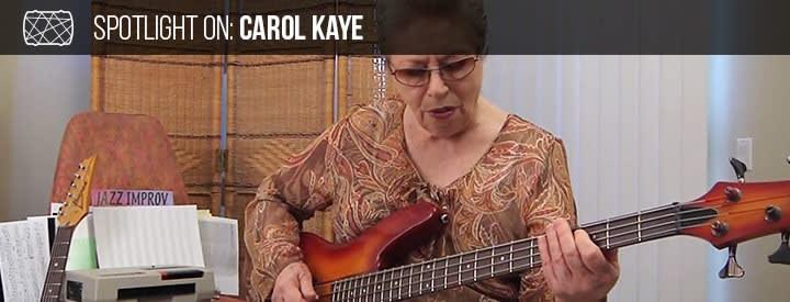 Spotlight On: Legendary Bassist Carol Kaye