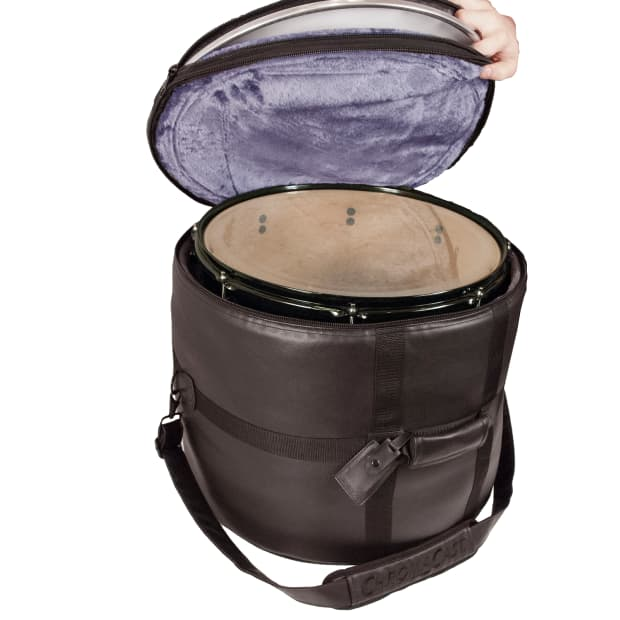 chromacast pro series 18 inch floor tom drum bag reverb