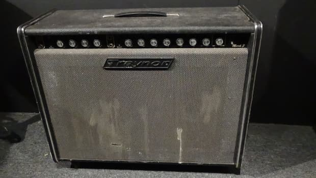 Business. vintage traynor amplifiers
