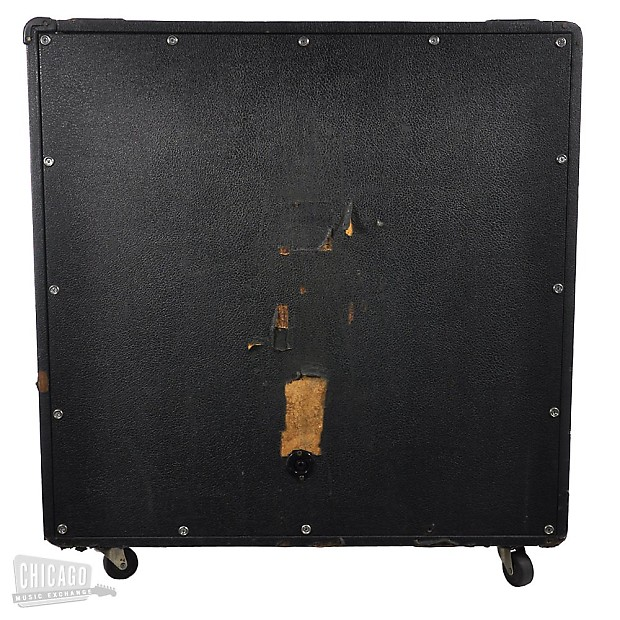 marshall 1960a 4x12 cab checkerboard 1970s reverb. Black Bedroom Furniture Sets. Home Design Ideas