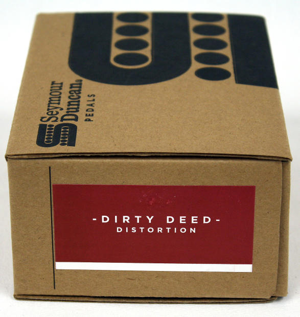 seymour duncan dirty deed distortion pedal authorized dealer free us shipping reverb. Black Bedroom Furniture Sets. Home Design Ideas