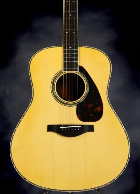 yamaha ll16 deluxe 2015 natural are reverb. Black Bedroom Furniture Sets. Home Design Ideas