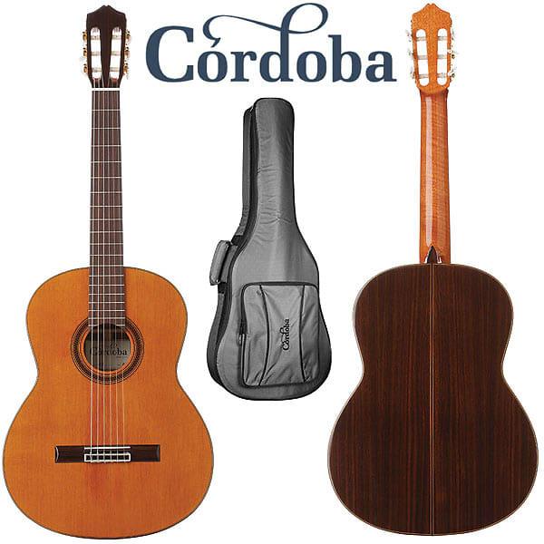 Free Bridge Auto Sales >> Cordoba C7-CD Classical Guitar   Reverb