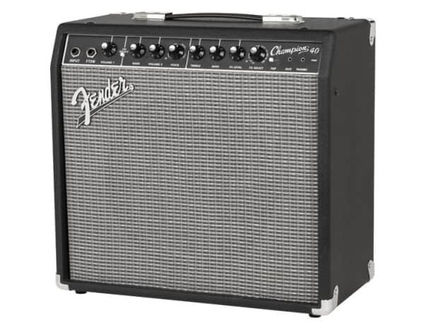 fender champion 40 40 watt electric guitar amplifier reverb. Black Bedroom Furniture Sets. Home Design Ideas