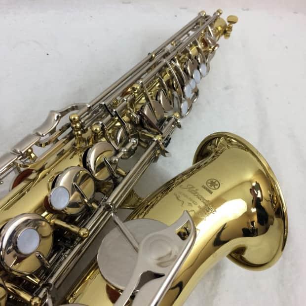 Yamaha Advantage Saxophone As