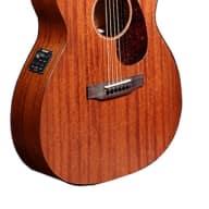 <p>Sigma 000MC-15E Mahogany 000 Cutaway Acoustic/Electric Guitar</p>  for sale