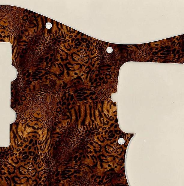 Graphical pickguard Fender Jazz Bass Jbass Standard ...