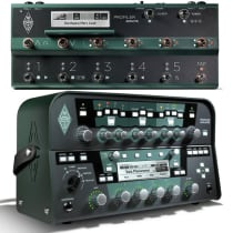 Kemper Profiler Power Head w/ Controller 2010s Green image