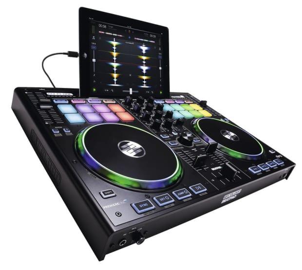 reloop beatpad 2 dj controller new beat pad reverb