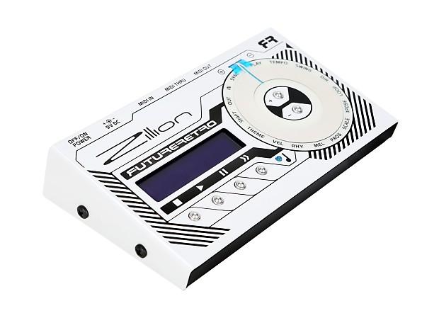 future retro zillion midi sequencer - new