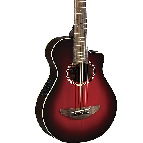 yamaha apxt2 3 4 size thinline acoustic electric cutaway