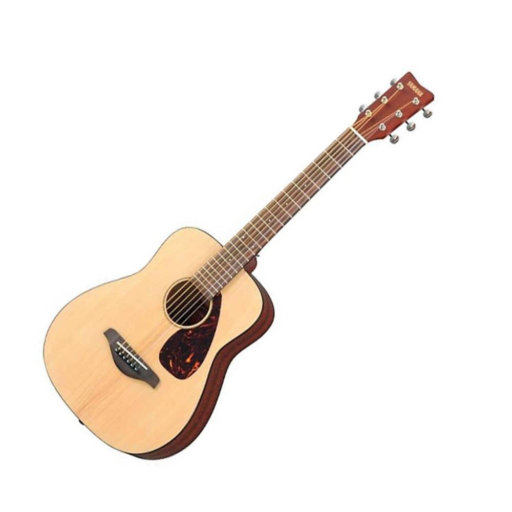 Yamaha jr2 3 4 size folk guitar gloss top with gig bag for Yamaha jr2 3 4