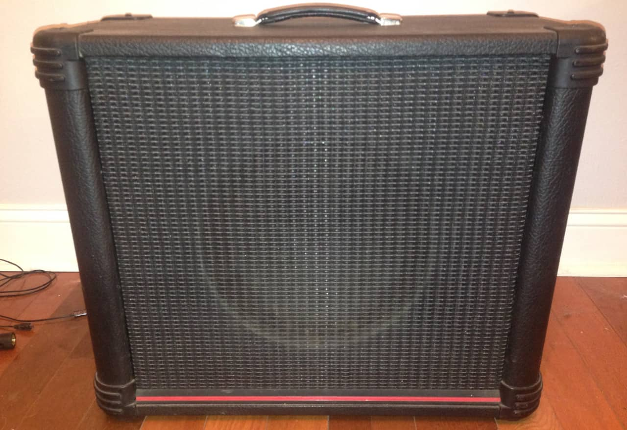 peavey 1x12 extension cab 112sx reverb. Black Bedroom Furniture Sets. Home Design Ideas