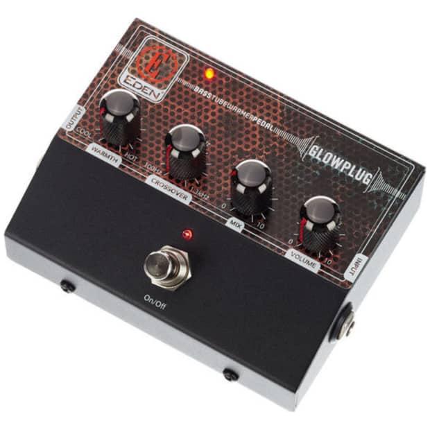 eden glowplug tube warmer guitar effect pedal reverb. Black Bedroom Furniture Sets. Home Design Ideas