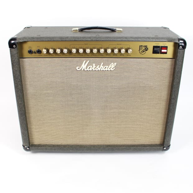 1995 marshall jtm60 60w 2x12 tube combo amp reverb. Black Bedroom Furniture Sets. Home Design Ideas