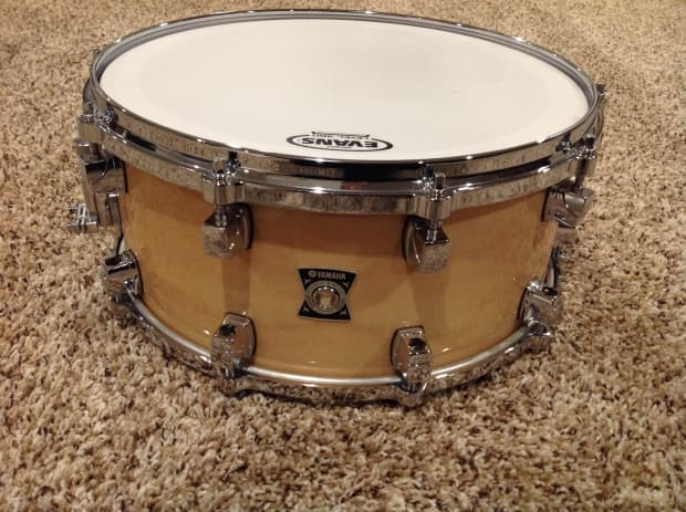 Yamaha Maple Custom Snare Parts