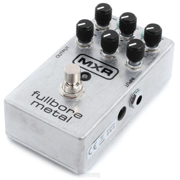brand new dunlop mxr m116 fullbore metal distortion electric guitar effect pedal reverb. Black Bedroom Furniture Sets. Home Design Ideas