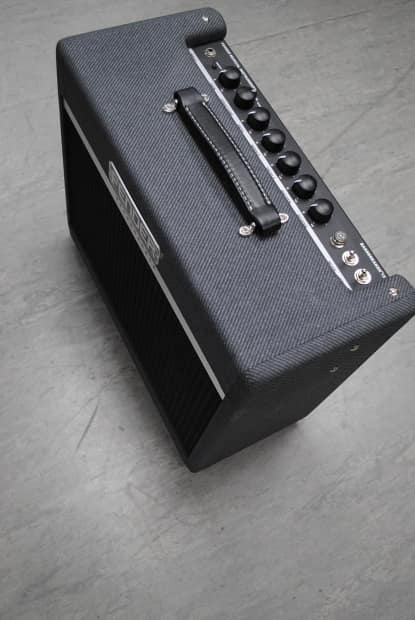 fender bassbreaker 15 1x12 combo reverb. Black Bedroom Furniture Sets. Home Design Ideas