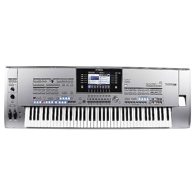 Yamaha tyros 4 arranger workstation keyboard musicians for Yamaha psr s770 61 key arranger workstation